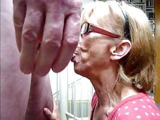 My Top  Granny Cumshot Scenes