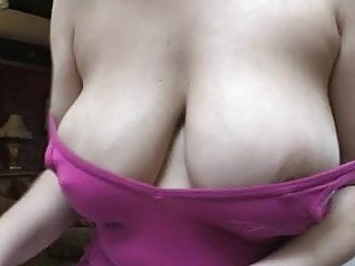 Large girl big boobs