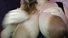 Big Pregnant Tits Dripping Milk