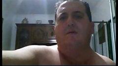 spanish fireman wanking on cam