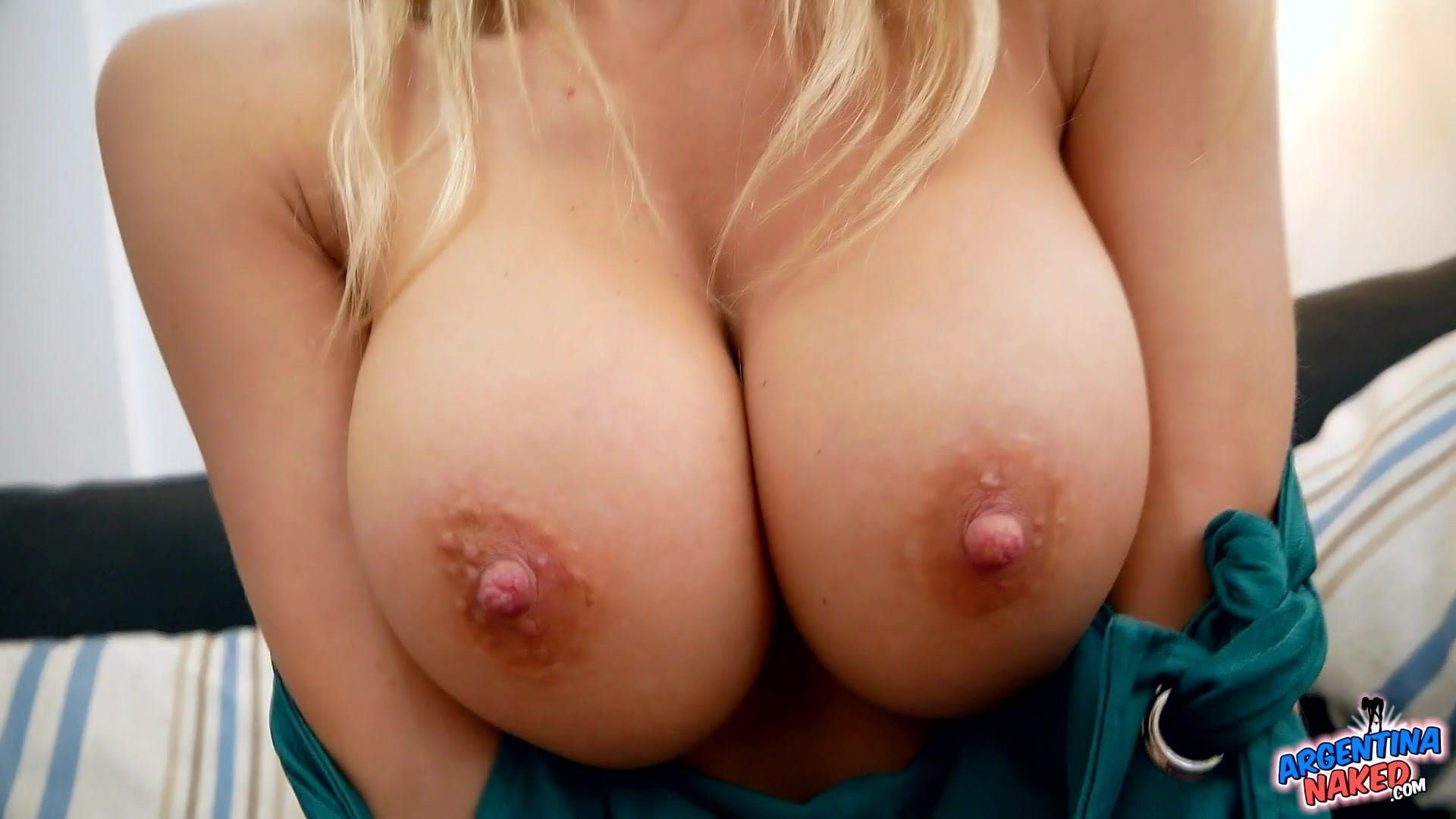 Perfect Blonde Doll With Perfect Tits Ass and Flawless Pussy
