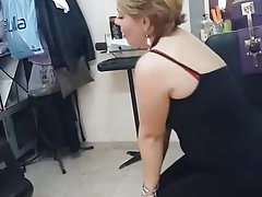 Turkish My Friends Couffeur Mom Horny