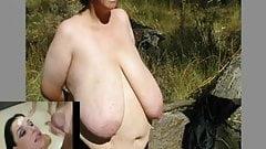 I LOVE Huge Hanging Tits 645: