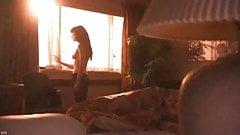The L Word: Mia Kirshner topless