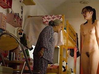 Ashina Kwok Nude Bush and Tits in 'Lazy Hazy Crazy' On Scand