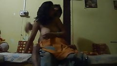 Indian Bahabi Romantic Fun wit