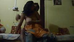 Indian Bahabi Romantic Fun with Hubby