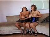 Two Busty Sluts Pleasure Black Cock