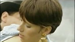 Smoking Hot Short Hair Fraulein