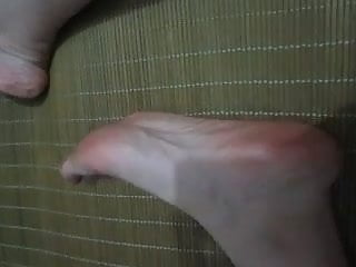 (4) My asian GF's feet, toes and soles! Chinese foot fetish!
