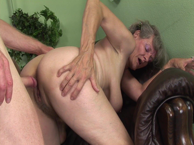 Grandmas orgasm
