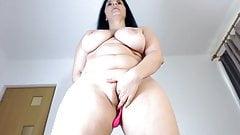 Chubby Milf webcam