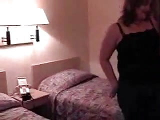 Very Sexy BBW Mature Milf Hooker Fucks Two BBC Lavishly