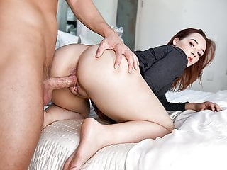 GingerPatch - Ginger Teen With Round Ass Wrecked