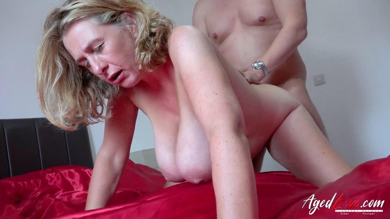 Crampie sex clip