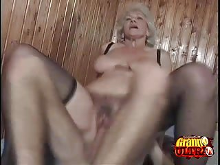 Preview 5 of Young Cock For A Horny Granny