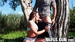 Mofos World Wide - Pic Nic Foreplays starring  Debbie White