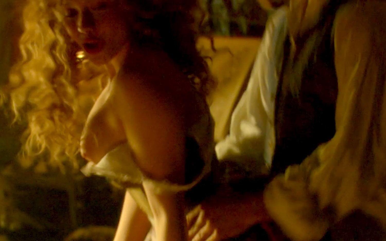 Andréa Horta Nua jennie jacques hard sex scene in desperate romantics series