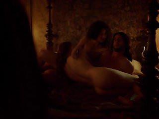 Marta Gastini - Borgia S03E02 Sex Scene