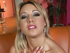 Big Cock For Blonde Anal MILF