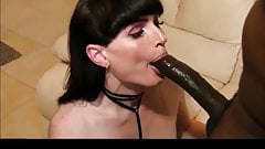 with unbelievable deepthroat blowjobs on black cocks excellent phrase and