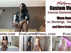 EvaCapri.com video TEASER