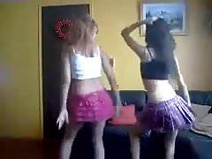 Latin sexy teens dance