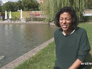 Sexy Lina Rubs Her Pussy - Ersties