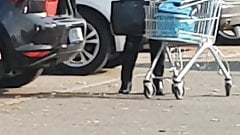 Public Masturbation on supermarket parking's Thumb