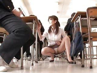 maestra en problemas
