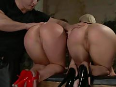 2 Hot & Sexy Blondes Sluts Well Fucked - Anal SEXXX