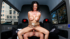 LETSDOEIT - Van Fuck With Busty German Milf Dacada