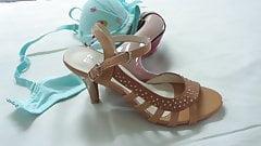 New Sandal High Heel Shoe Bra SANDAL W33 High Heel Shoe Bra