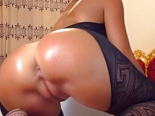 Big tits boobs big oiled ass fat chubby cameltoe pussy lips