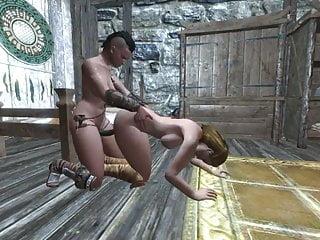 Skyrim: Sexlab Defeat Mod