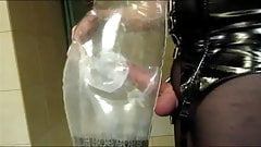 dirty cockslut dildo anal and cleardoll fucking