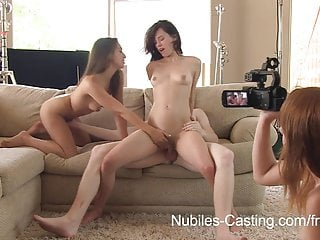 Desperate Teen Fucks Cock And Pussy
