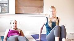 Yoga Class's Thumb