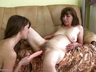 Shameless Moms Fuck Young Girls
