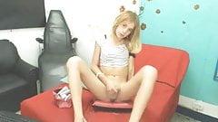 qu elle jolie blonde