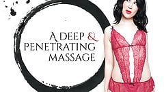 A Deep And Penetrating Massage