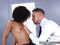 DigitalPlayground - Boss Bitches Episode 1 Misty Stone Johnn