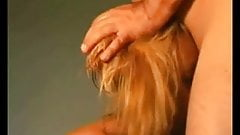 Sexy Blonde Amateur Gets a Good Face Fuck