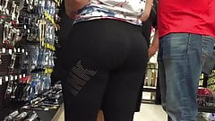 Thick Spandex PAWG