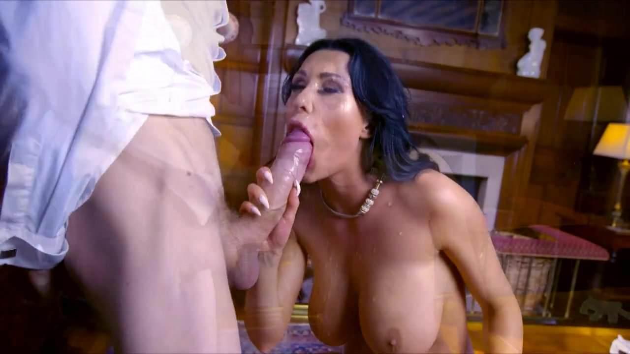 Дворецкий порно видео