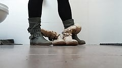 Boots destroy Boots