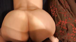 Sexy Mexican taking BBC