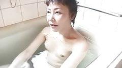 Asian cream black
