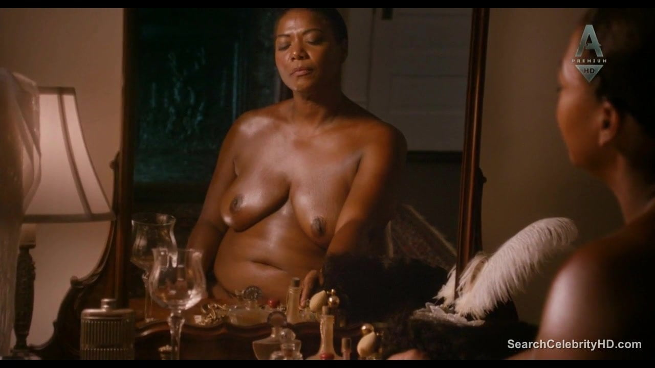 latifah nude Queen
