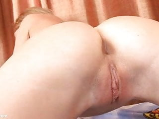 Hot Redhead Makes her Swollen Red Clit Bigger